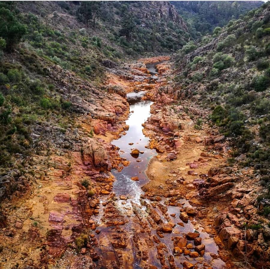 Rio Odiel Huelva (rhyzman IG)